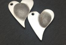 Silver Keepsakes / Special Silver keepsake treasures made by Silver and Stone Jewellery Design