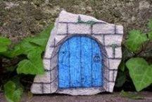 pebbles and stones - Doors