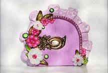 Fairy doors / by Nina Golianova