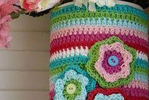 crafts / crochet / by Cheryl Bogard