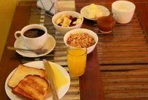 desayuno/breakfast / asi se ve el desayuno en el aji!! mmmmhhhh