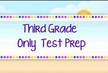 *Third Grade Only Test Prep Jackie Crews /  Please pin ideas that are geared to helping kids be successful TEST-TAKERS.   Pin Three paid/free items daily.  Avoid duplicates. ITEMS UNRELATED TO TEST PREP WILL BE REMOVED. Feel free to invite a friend.