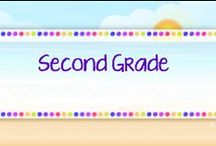 *Second Grade Jackie Crews /  PLEASE pin a combination of three products/freebies a day for second grade. Do your best to remove duplicates. Do not advertise your store.