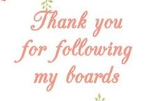 Thank you for following !!