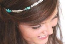 HEADBAND -LES FRANGINES / Collection headband  Headband bijou, bijou de tête, beauté, coiffure, chignon romantique, mode, bohème, wedding , hairstyle