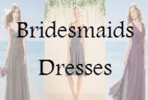 Bridesmaids Dresses / All bridesmaid photos featured on our Pinterest can be found in store!
