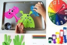 Preschool 3-5 years old / things for preschoolers aged 3 to 5 years of age