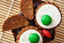 Muffinki i ciasta - szybkie i proste przepisy / Jeśli nie wiesz jak nagrodzić dziecko za dobre zachowanie, może przygotuj dla niego coś słodkiego? Każdej Au Pair przyda się z pewnością przepis na słodkie babeczki czy ciasta :) Biuro HappyAuPair