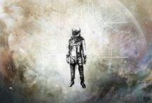 Galaxy <3 / kosmos, gwiazdy, świat, niebo, słońce, natura
