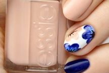 Marvelous Manicures / Nails that inspire and allure with the best polishes and well-primped hands around.