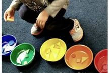 Learning - Shapes / Teach your baby, toddler and preschooler all about shapes. Printables, activities and crafts.