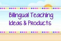 *BILINGUAL TEACHING Ideas and Products /  Bilingual parent forms are not a focus.  Pins must have a bilingual TEACHING focus.  K-8. Share the board and feel free to invite a friend.