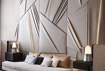 Декор интерьера с использованием кожи / Интерьер и кожа