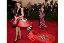 Met Gala / Met Gala red carpet fashion