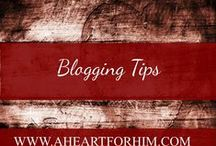Blogging Tips / Advice and Helpful Information related to operating a blog