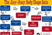 Top Heavy Body Shape / What to wear if you have a Top Heavy Body Shape and how to make sure that's really your body shape!