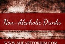 Drinks / non-alcoholic, creative beverages