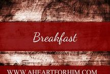 Breakfast / Breakfast Ideas to transform the first meal of the day