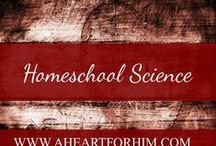 Homeschool Science / Activities, Websites, Apps, Experiments, and Printables to build scienfically literate homeschoolers