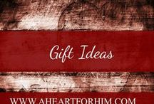 Gift Ideas / Creative, Simple, Cute, Cheap Gift Ideas for All Occasions