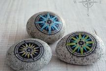 pebbles and stones - Travel - Compass