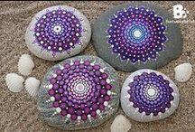 pebbles and stones - Mandalas 2