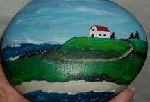 pebbles and stones - Landscape 2