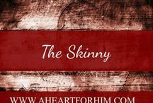 The Skinny / Recipes, Exercise Regimens, advice on healthier eating and lifestyle