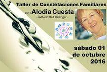 Constelaciones Familiares. / Aquí te ponemos la información sobre nuestros talleres de Constelaciones Familiares.