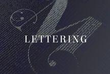 ░ Lettering