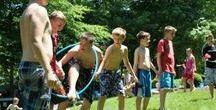 Cvičení s dětmi