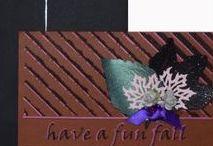 A Fun Fall Card