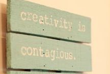 {just create} creativity / by Jenni Miller