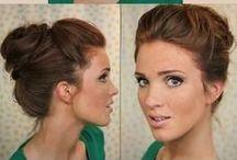 Beauty ideas (Hair, nails, skin, makeup)