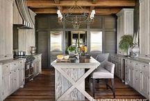 kitchen / by Jessica Stoker