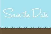 Save the Dates! / Browse a selection of our most popular Save the Date Cards and Save the Date Magnets from Bride & Groom. / by Bride & Groom Direct