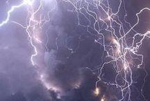 Tornado, rainbows and lightning....