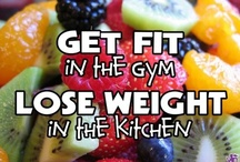 Get skinny in the kitchen / 80% of losing weight happens in the kitchen... Change diet find abs! / by Marie Broadnax