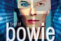 David Bowie..The thin white duke