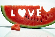 WaterMelon'SWEETness / by ❣~Cher HQ~❣