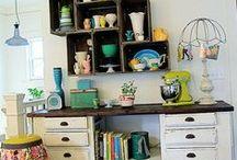 Kelly Rae's Home + Studio