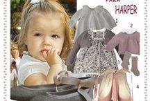 Baby celebrities / Los hijos de las estrellas modelo de tendencias en moda infantil
