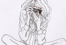 Art.SKETCH/SCRAWL/ILLUSTRATE / Sketches & Illustrations / by Erin O'Malley