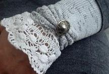 Fingerless gloves / by Maru Lezama