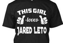 Jared Leto...