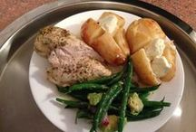 'Walk Away' Poached Chicken (Inspired by Clare Bailey) / Recipe