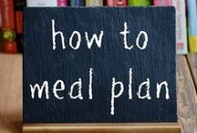 {just delicious} meal planning / by Jenni Miller
