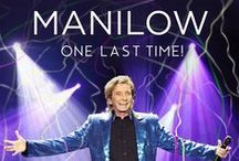 {just love} barry manilow / by Jenni Miller