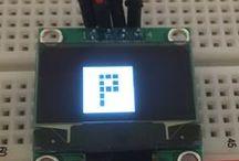Ecran OLED (SSD1306) sur Arduino / Comment utiliser un écran OLED SSD1306 avec un Arduino