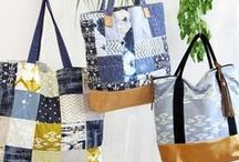 Handmade Handbags ✽ / Crafty and stylish handbags that you can make!